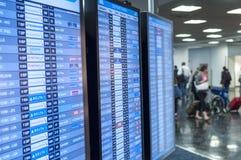 Miami airport Stock Image
