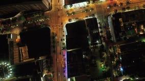 Miami-Antenne stock footage