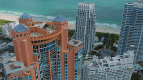 Miami-Antenne stock video