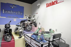 Miami Auto Museum at the Dezer Collection of automobiles and related memorabilia Stock Image