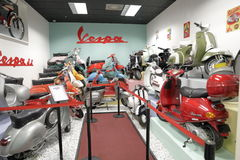 Miami Auto Museum at the Dezer Collection of automobiles and related memorabilia Stock Images