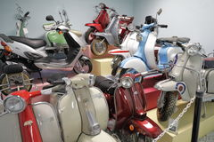 Miami Auto Museum at the Dezer Collection of automobiles and related memorabilia Royalty Free Stock Image
