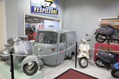 Miami Auto Museum at the Dezer Collection of automobiles and related memorabilia Royalty Free Stock Photos