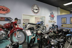 Miami Auto Museum at the Dezer Collection of automobiles and related memorabilia Royalty Free Stock Photo