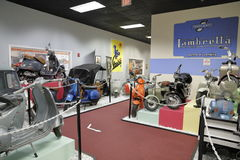 Miami Auto Museum at the Dezer Collection of automobiles and related memorabilia Stock Photos