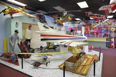 Miami Auto muzeum przy Dezer kolekcją samochody i powiązane pamiątki Obraz Royalty Free