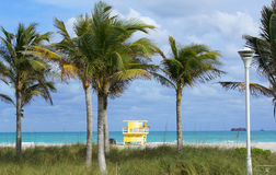 Miami Beach Photos libres de droits