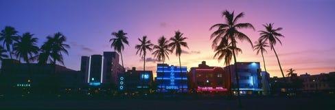 Miami Beach 免版税库存图片