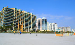 Miami beach Stock Photos