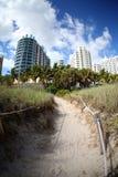 Miami Beach fotografie stock libere da diritti