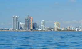 Miami Beach Imagens de Stock Royalty Free