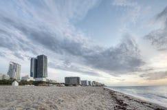 Miami Beach Fotografie Stock