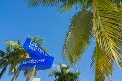 Miami Beach Stock Photo