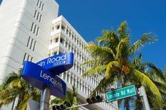 Miami Beach 免版税库存照片