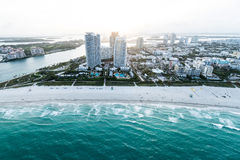 Miami Beach Stockbild
