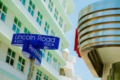 Miami Beach lizenzfreies stockfoto