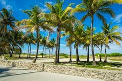 Miami Beach Arkivbilder