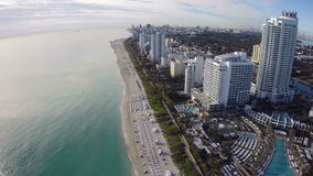 Miami Beach video d archivio