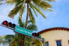 Miami Beach Imagen de archivo libre de regalías