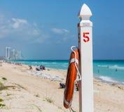 Miami Beach Fotografía de archivo libre de regalías