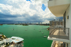 Miami beach Zdjęcie Royalty Free