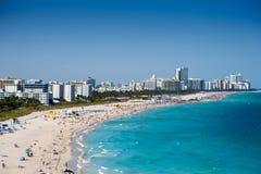 Miami Beach Foto de Stock