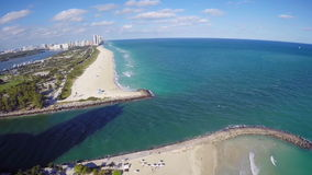 Miami Beach stock video footage