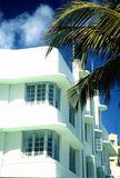 Miami Beach- Architecture Stock Image