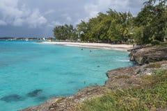 Miami Beach Barbade Photo stock