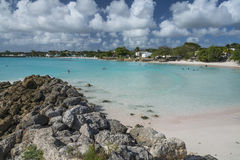 Miami Beach Barbade des Caraïbes Photographie stock