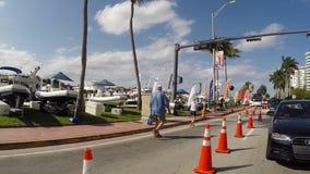 Miami Beach Boat Show 2014 Stock Photography