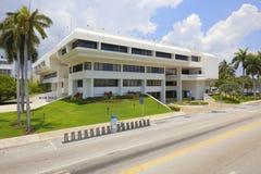 Miami Beach City Hall Royalty Free Stock Photography