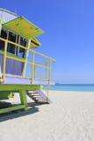 Miami beach. Coastal Observatory in Miami beach Stock Photography