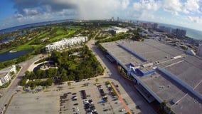 Miami Beach convention Center stock video footage