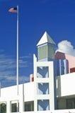 Miami Beach Convention Center located in the Art-Deco District of Miami Beach, Miami, Florida Stock Photo