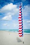 Miami Beach di mattina Fotografia Stock
