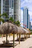 Miami Beach du nord Images stock