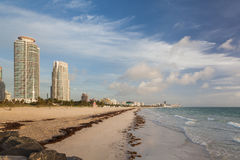 Miami Beach Stock Image