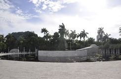 Miami Beach FL,August 09th: Holocaust Memorial from Miami Beach in Florida USA Stock Image