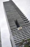 Miami Beach FL,August 09th: Skyscraper in Miami Beach from Florida Royalty Free Stock Photo