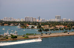 Miami Beach, Florida Royalty Free Stock Photos
