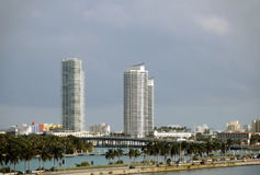 Miami Beach Florida Royalty Free Stock Photography