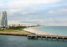 Miami, Beach, Florida Stock Photography