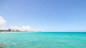 Miami Beach in Florida Fotografia Stock