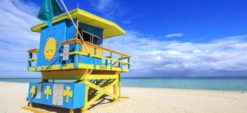 Miami Beach Florida Lizenzfreie Stockfotos