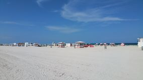 Miami Beach, Florida Fotografia Stock