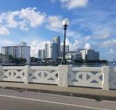 Miami Beach Florida Fotografia Stock Libera da Diritti