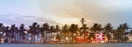 Miami Beach Florida Royalty Free Stock Photo