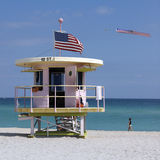 Miami Beach - Florida - USA Stock Photography