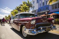 Miami Beach, Florida, USA. Royalty Free Stock Images